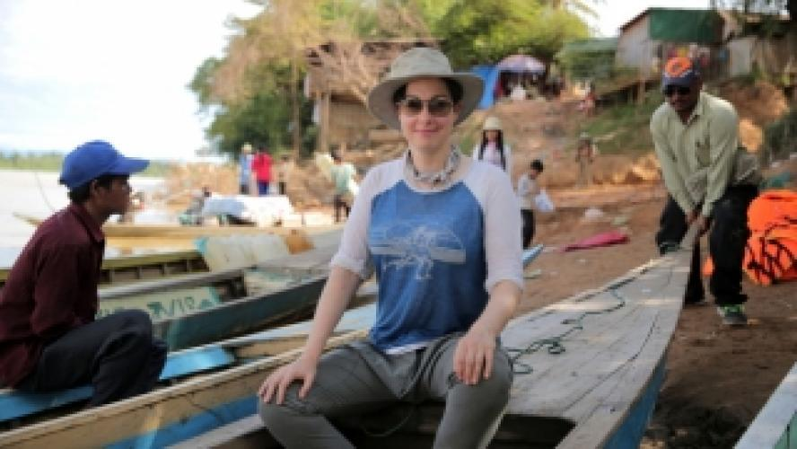 The Mekong River With Sue Perkins next episode air date poster