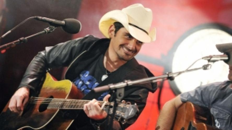 Brad Paisley And Friends next episode air date poster