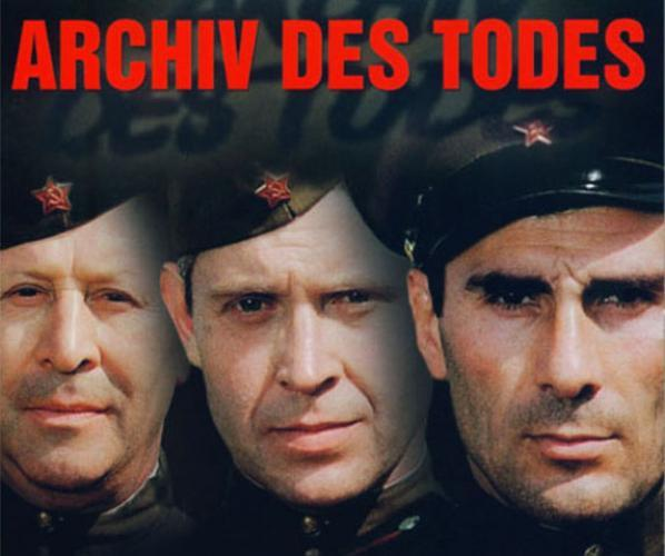 Archiv des Todes next episode air date poster