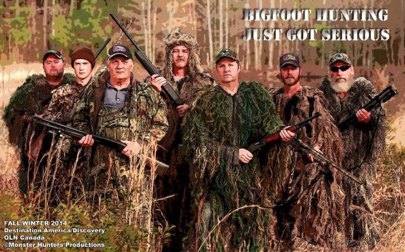 Killing Bigfoot next episode air date poster