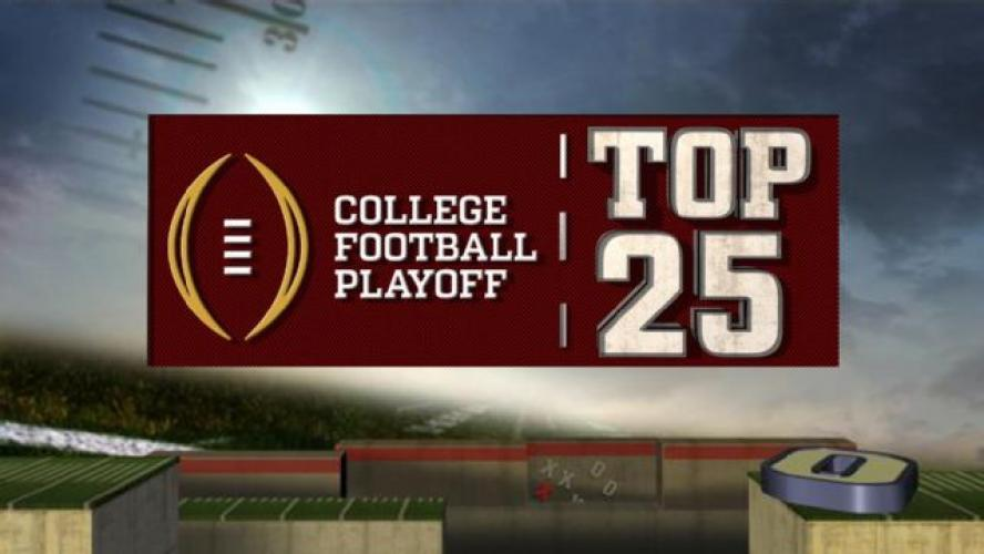 College Football Playoff: Top 25 next episode air date poster