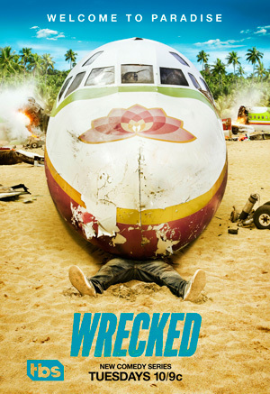 Wrecked next episode air date poster