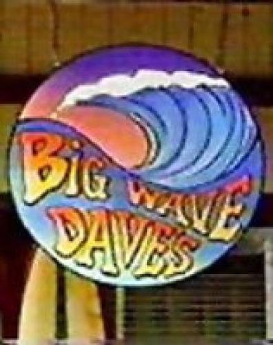 Big Wave Dave's next episode air date poster