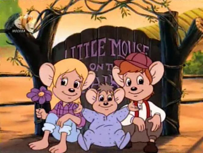 Little Mouse on the Prairie next episode air date poster