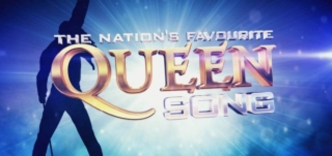 The Nation's Favourite Queen Song next episode air date poster