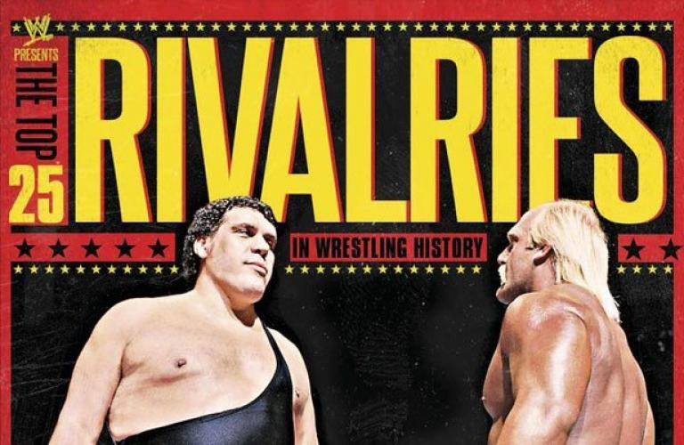 WWE Rivalries next episode air date poster