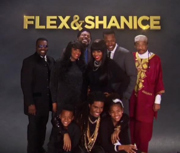 Flex & Shanice next episode air date poster