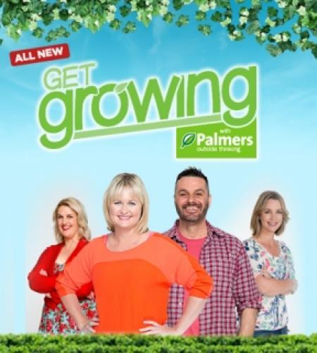 Get Growing with Palmers next episode air date poster
