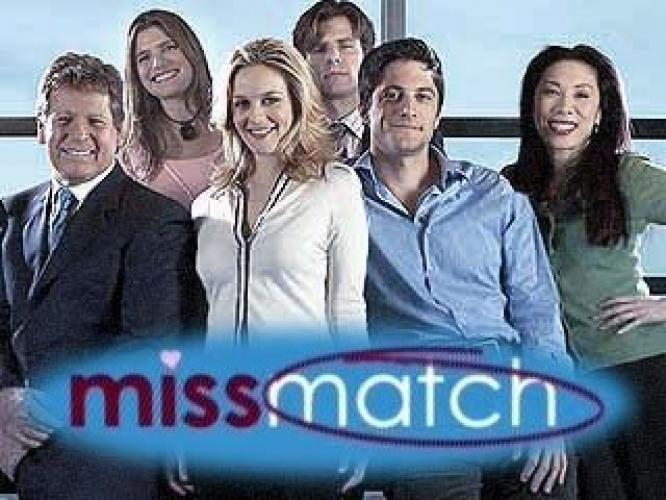 Miss Match next episode air date poster