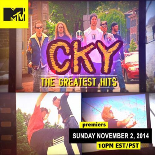 CKY: The Greatest Hits next episode air date poster