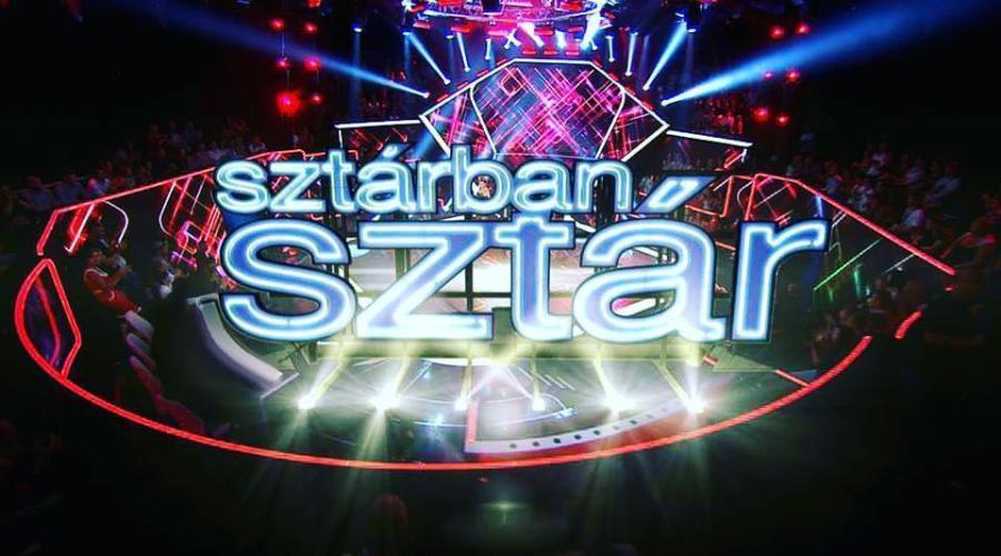 Sztárban Sztár next episode air date poster