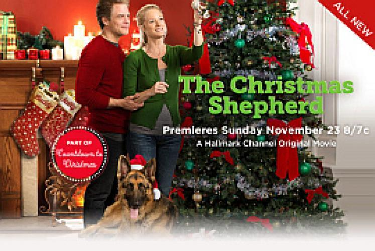 The Christmas Shepherd next episode air date poster