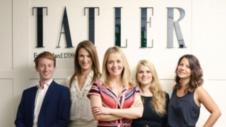 Posh People: Inside Tatler next episode air date poster
