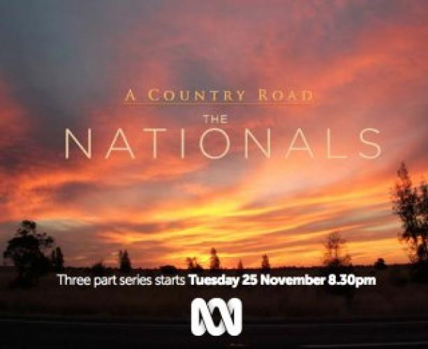 A Country Road: The Nationals next episode air date poster