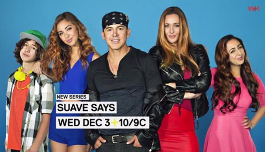 Suave Says next episode air date poster