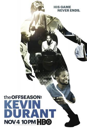 The Offseason: Kevin Durant next episode air date poster