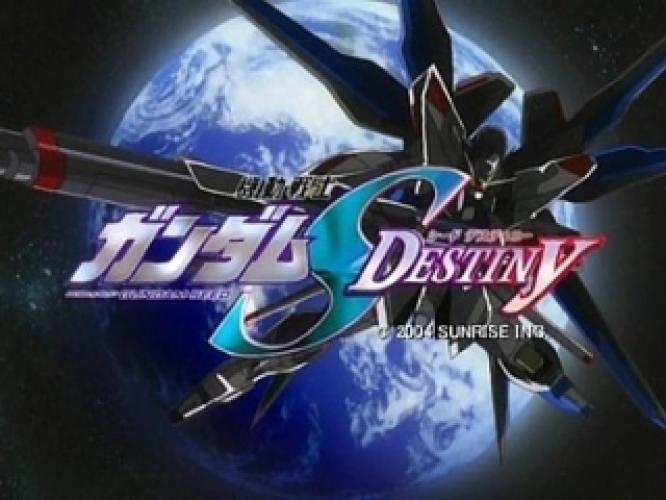 Mobile Suit Gundam SEED Destiny next episode air date poster