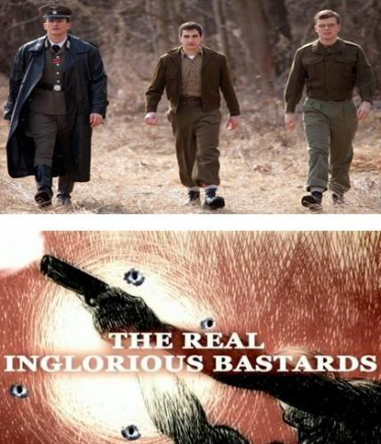 The Real Inglorious Bastards next episode air date poster