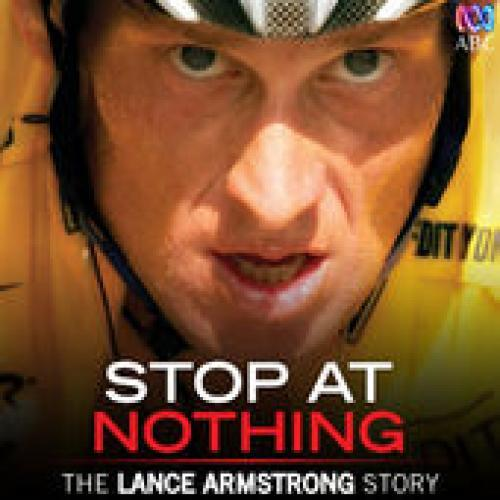 Lance Armstrong: Stop at Nothing next episode air date poster