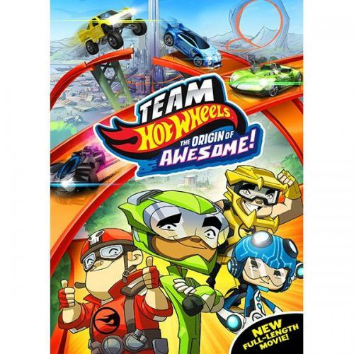 Team Hot Wheels: The Origin of Awesome! next episode air date poster