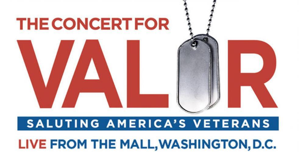 The Concert for Valor next episode air date poster
