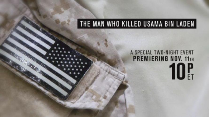 The Man Who Killed Osama Bin Laden next episode air date poster