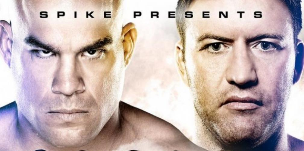 Tito vs. Bonnar: Winner Take All next episode air date poster