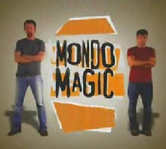 Mondo Magic next episode air date poster