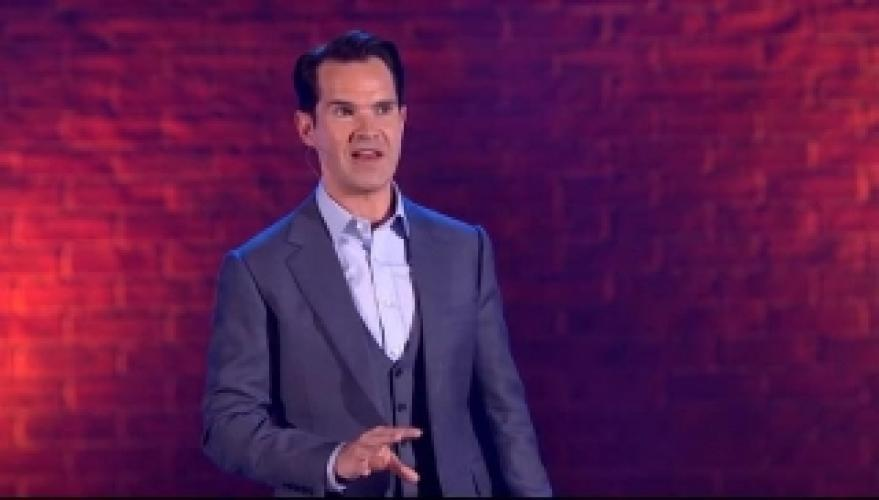 Jimmy Carr: Laughing & Joking next episode air date poster