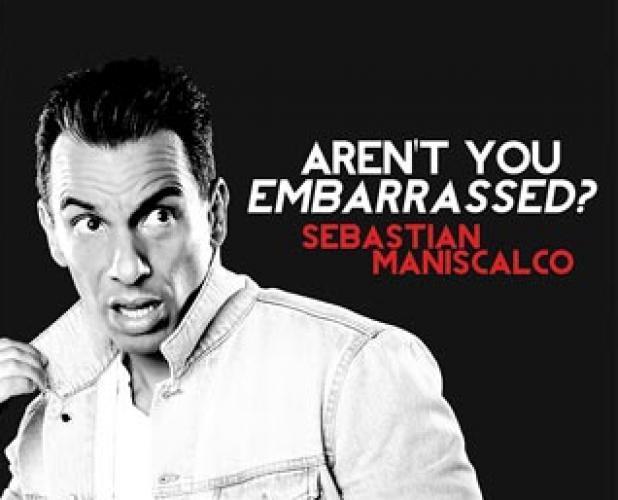 Sebastian Maniscalco: Aren't You Embarrassed? next episode air date poster