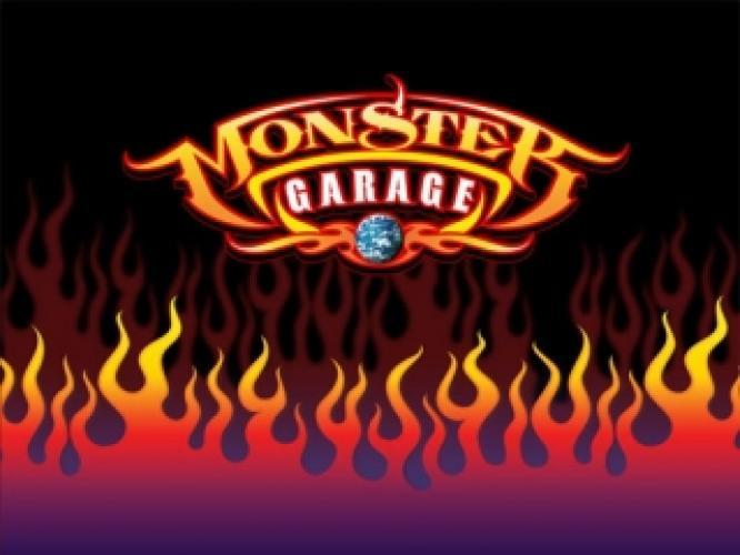 Monster Garage next episode air date poster