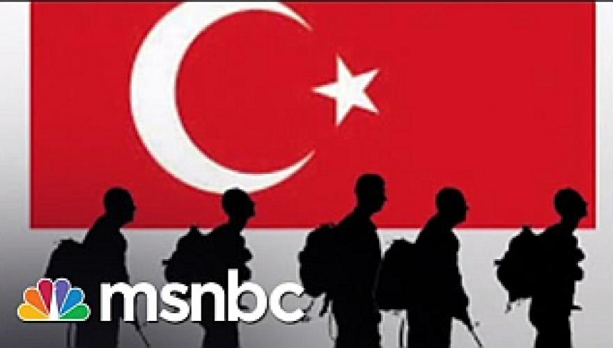 Richard Engel Reporting: The Battle Against ISIS next episode air date poster
