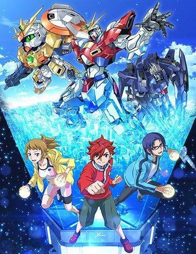 Gundam Build Fighters Try next episode air date poster