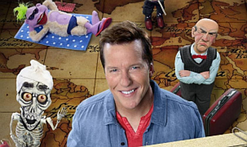 Jeff Dunham: All Over the Map next episode air date poster