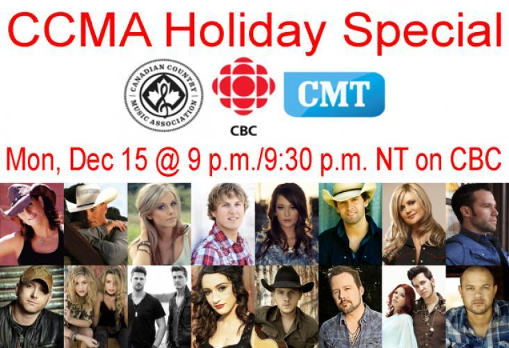CCMA Holiday Special next episode air date poster