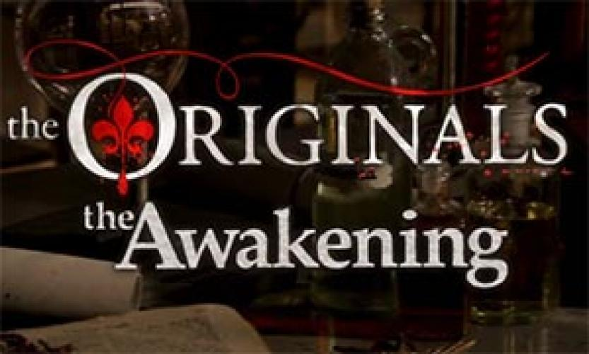 The Originals: The Awakening next episode air date poster