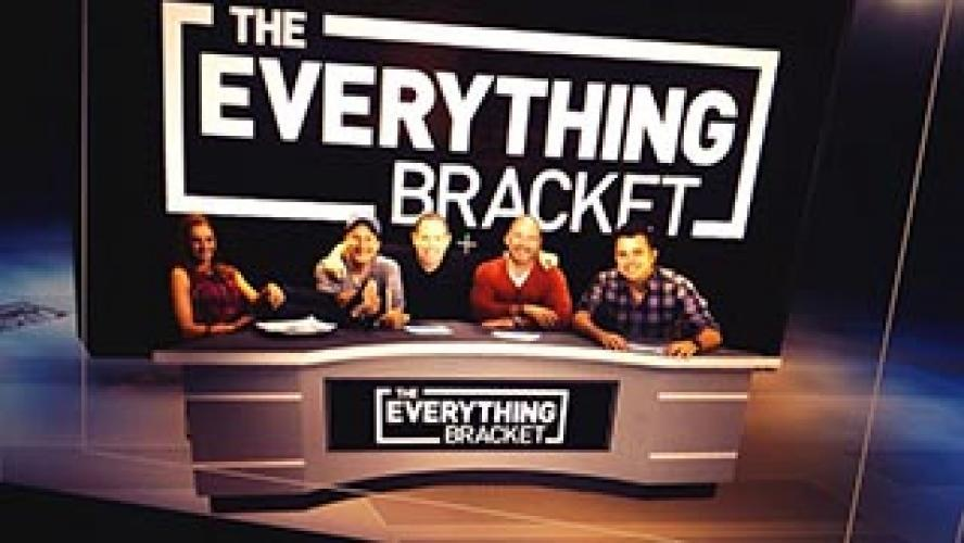 The Everything Bracket next episode air date poster