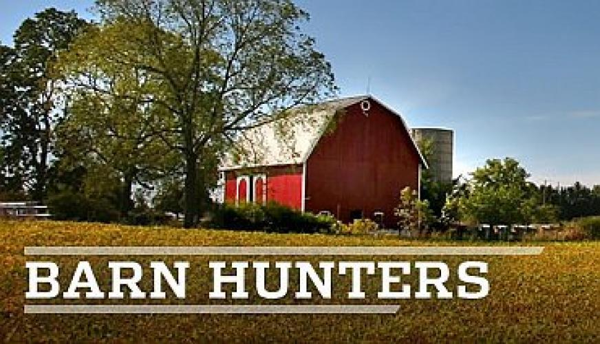 Barn Hunters next episode air date poster