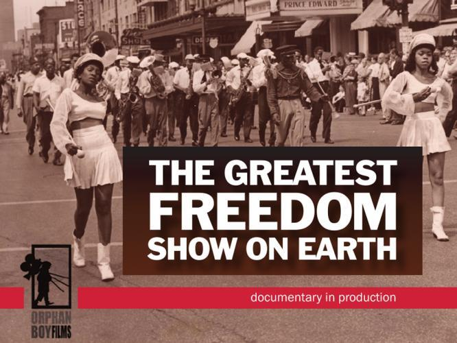 The Greatest Freedom Show on Earth next episode air date poster