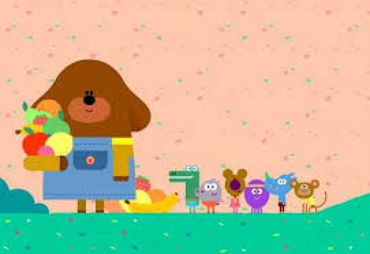 Hey Duggee next episode air date poster