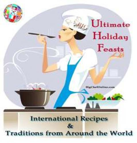 Ultimate Holiday Feast next episode air date poster