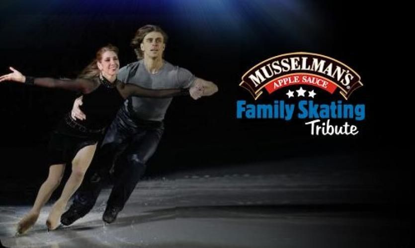 The Musselman's Apple Sauce Family Skating Tribute next episode air date poster