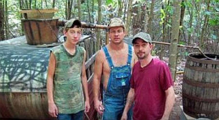 Moonshiners: Outlaw Cuts next episode air date poster