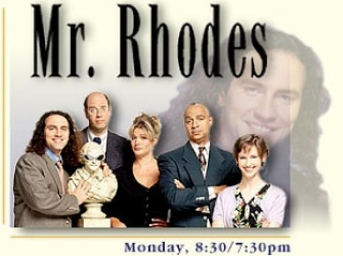 Mr. Rhodes next episode air date poster