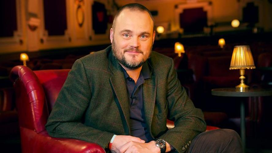 Al Murray's Great British Spy Movies next episode air date poster
