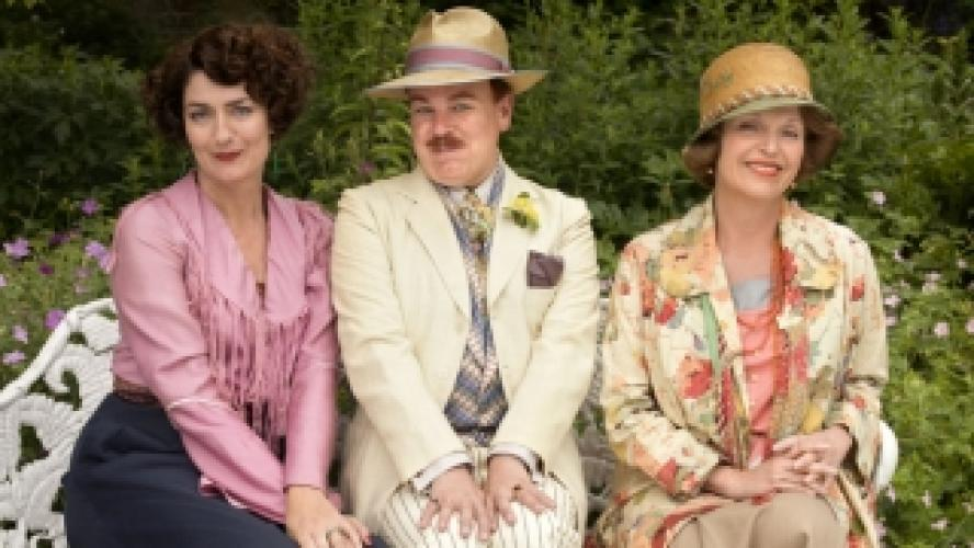 Mapp And Lucia next episode air date poster