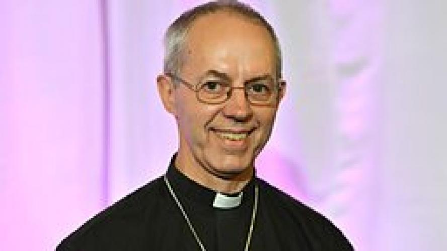 The Archbishop of Canterbury's New Year Message next episode air date poster