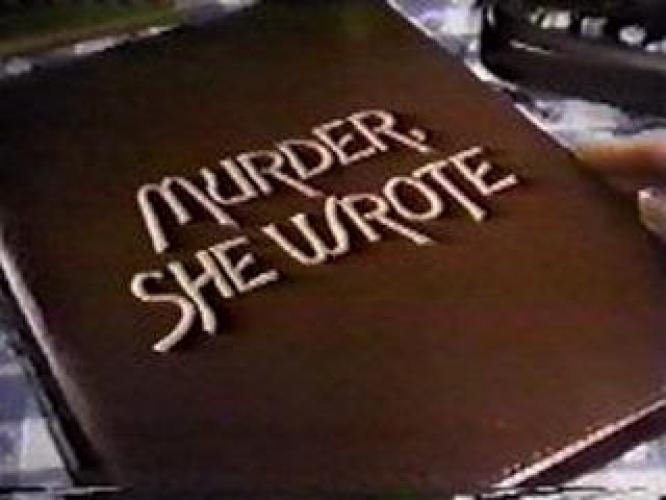 Murder, She Wrote next episode air date poster