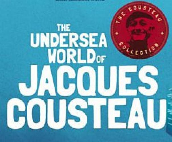 The Undersea World of Jacques Cousteau next episode air date poster
