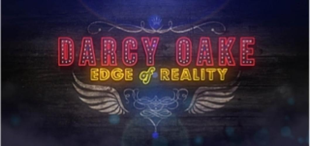 Darcy Oake: Edge of Reality next episode air date poster